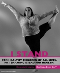 My submission for Marilyn Wann's I Stand project