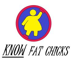 know fat chicks
