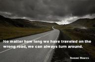 Wrong Road