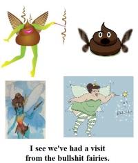 Bullshit Fairy