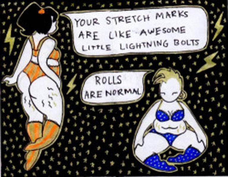 Mikhaila Nodel S Beautiful Body Positive Art Dances With Fat