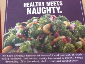naughty broccoli