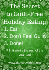 Guilt Free Eating
