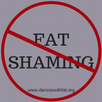 No Fat Shaming