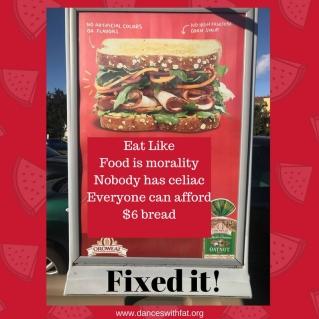 Eat Like...Fixed!