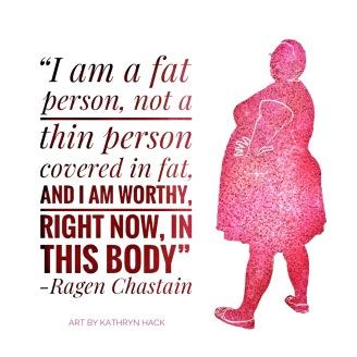 Fat Pride Kathryn Hack