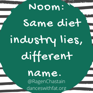 Noom same diet industry lies new name