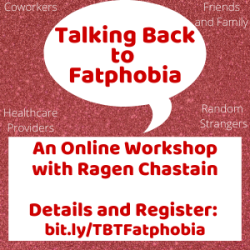 WP Talking Back to Fatphobia