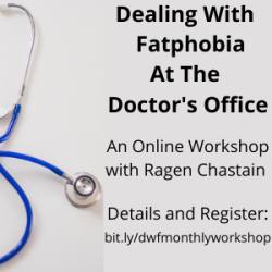 WP - Dealing With Fatphobia At The Doctor's Office